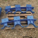 Mosaic Shaft Brackets